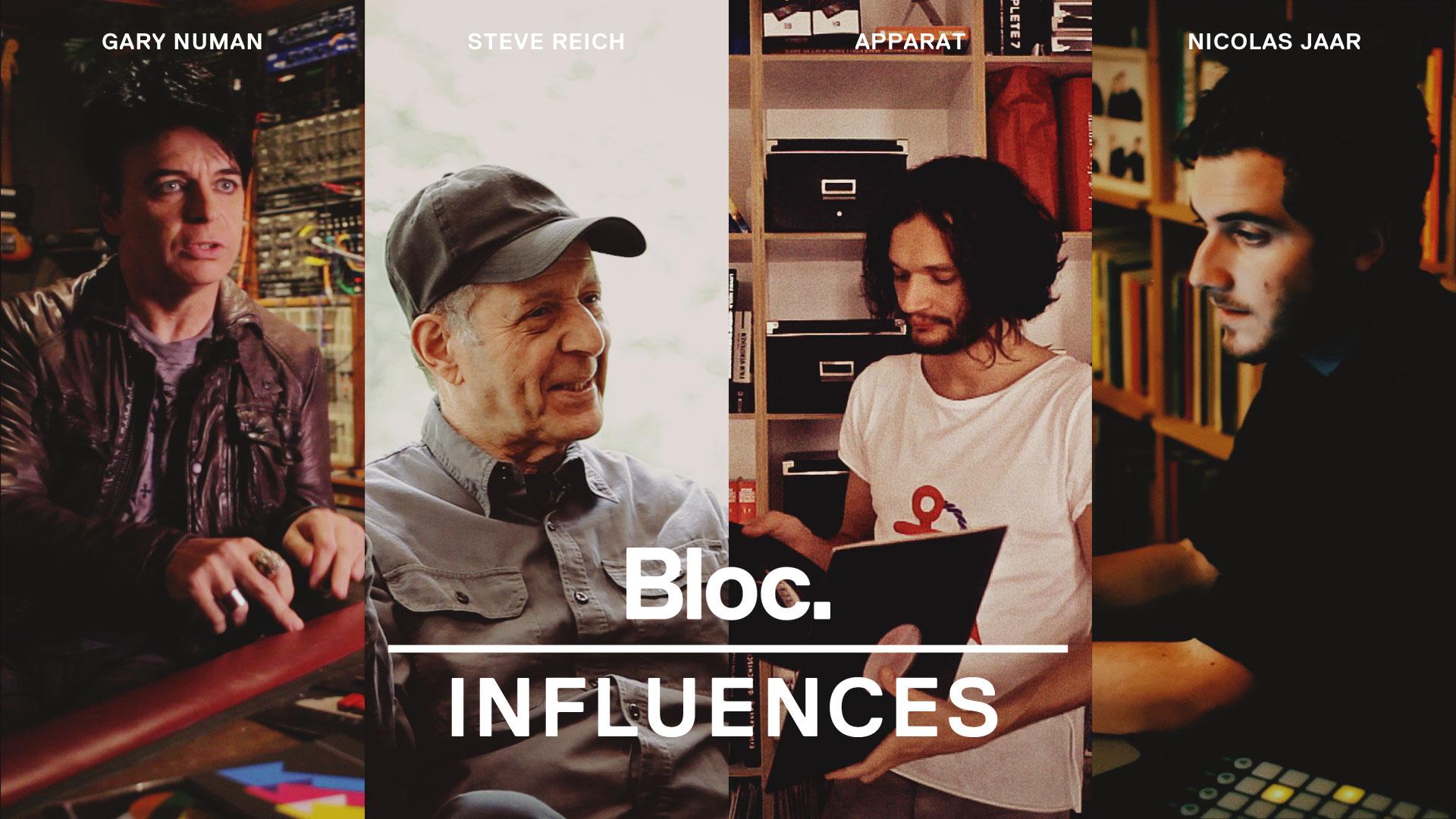Bloc: Influences
